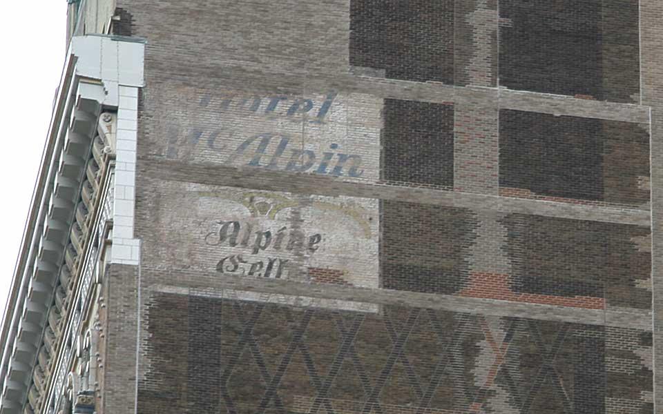 889c47ce3d93 Hotel McAlpin   Alpine Cellar